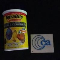 harga Tetra Bits Complete 33g, Makanan Ikan Discus Dan Ikan Lain Tokopedia.com