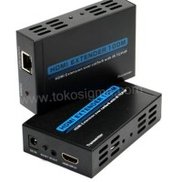 HDMI EXTENDER 100M OVER SINGLE CAT5E/6