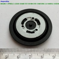 Magnet Spindle Lebar Diameter 40 Mm Dvd Samsung Lg Handle Dudukan Disk