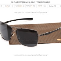 Plaintiff Squared - Gray / Polarized