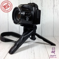 Tripod Mini Portable Folding Handheld Grip Digital Camera/DSLR/HP