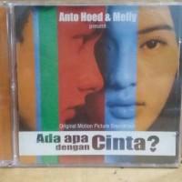 CD ORIGINAL ADA APA DENGAN CINTA? SOUNDTRACK