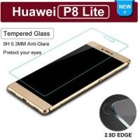 Tempered Glass Huawei P8 Lite / P7 / Y3 / Y5 / Y6 Anti Gores Kaca