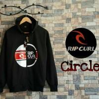 harga Jaket Pria Ripcul Circle Black Tokopedia.com