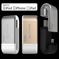 TEAM USB OTG WG02 128GB for iphone / apple