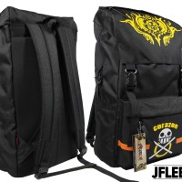 Tas Backpack Ransel Anime Trafalgar Law Onepiece