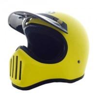 harga Helm Hbc Cakil Yellow Doff Solid Full Face Kuning Polos Fullface Tokopedia.com