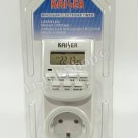 harga Timer Digital Mingguan Kaiser Ksr-k28 Tokopedia.com