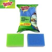 scotch brite spons penghapus noda || penghilang noda crayon, spidol