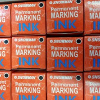 Isi tinta spidol permanent / refill permanent marking ink
