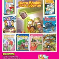 VCD Anak Islami Original 5 Paket Lagu Anak Muslim.