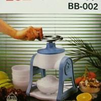 ICE SHAVER (SERUTAN ES MANUAL) BB-002