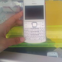harga Nokia X2-01 casing putih Tokopedia.com