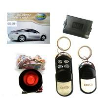 Alarm Mobil Gio 4 tombol sliding