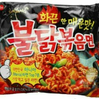 samyang ramen hot spicy korean noodle