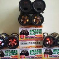 Speaker Quran 20 Qori