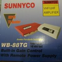 Booster / Boster Antena TV Sunnyco WB99TG Penguat Signal TV