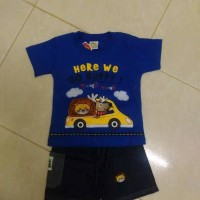 Setelan Baju Anak Laki2