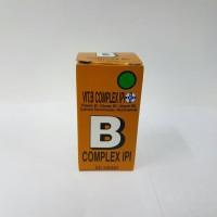 Vitamin B Complex IPI 50's