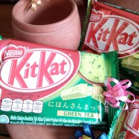 Kit Kat 4F Green Tea 35g