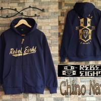 Jaket Pria Rebel 8 Chino Navy