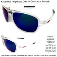 kacamata sunglasses pria okley crosshair super full set turkish