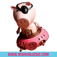 Cosbaby: Toy Story - Evil Dr. Porkchop
