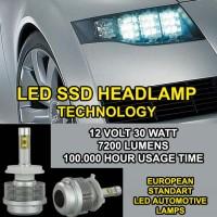 LED HEADLAMP ETi SSD GEN 3 NEW YARIS 7200 Lumens