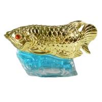 harga Parfum Mobil Model Ikan Arwana Gold muda Tokopedia.com