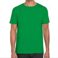 Gildan Kaos Polos Softstyle Irish Green