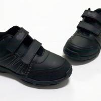 Bata Back to School [BTS] 6736 Sepatu Sekolah Anak - Hitam (uk sedang)