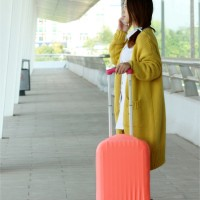 pelindung koper, elastic luggage cover,sarung bagasi warna warni (S)