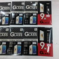 Temper Glas Tempered Glass Lenovo Vibe Shot