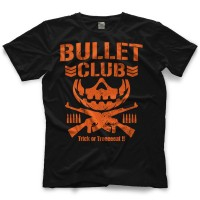 "[KAOS] NJPW Bullet Club ""Trick or Treat"" T-Shirt"