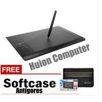 harga Huion 1060 PRO+ Free Softcase dan Antigores Tokopedia.com