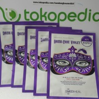 MEDIHEAL Dress Code Mask / Masker Medi Heal Korea - ORIGINAL KOREA