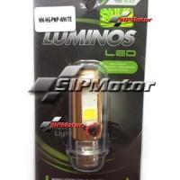 harga LED H6 Untuk Lampu Utama Motor PNP Putih Luminos Tokopedia.com