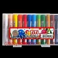 Jual Crayon Titi Putar 24 Warna Kota Cirebon Potlood