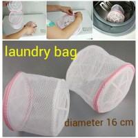 Kantong Laundry Bag Mesin Cuci / Laundry Bra / Laundry Pakaian Dalam