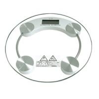 Timbangan Digital Badan Kaca Transparan 28CM Body Scale Personal Scale