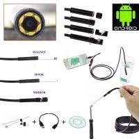 harga Usb Kabel Kamera Handphone Android Pc Laptop + Magnet+cermin+pengait Tokopedia.com