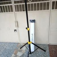 Stand Speaker/Speaker Stand/Tripod Speaker/Tempat Speaker TEBAL