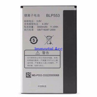 Battery Baterai Batre Original 100% Oppo Find Way S / U707T BLP553