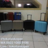 harga Polo Us Bag Original Koper Fiber Hardcase 16