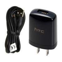 HTC Travel Charger Micro USB TC U250 - Hitam