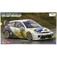 DM067 1-24 FORD FOCUS RS WRC 2004 RALLY DEUTSCHLAND [HASEGAWA]
