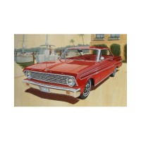 DM061 1-25 FORD FALCON SPRINT HARDTOP [TRUMPETER]