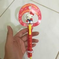 Pensil Mekanik Hello Kitty Bisa Goyang Asli Sanrio Jepang Pencil