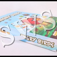 Angry Birds Table Game With Real Sound Effect