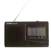 Tens Radio 10 Band, Ac / Dc, Micro Sd / Usb Mp3 TSR-8301 - Hitam